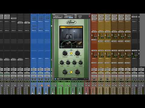 UA - Capitol Chambers - Mixing With Mike Plugin Of The Week