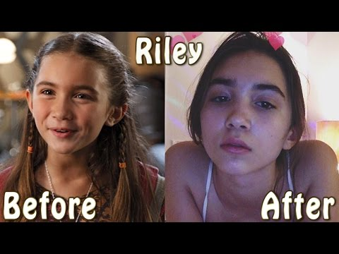 Girl Meets World ★ Before And After