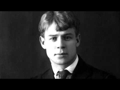 Голос Сергея Есенина ( Сергей Есенин сам читает свои стихи )