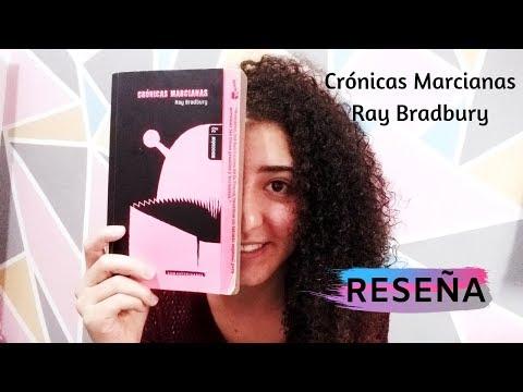 crónicas-marcianas/ray-bradbury-/reseña-/-alma-de-libro