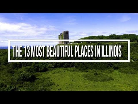 The 13 Most Beautiful Places in Illinois | Illinois Travel Guide 2019