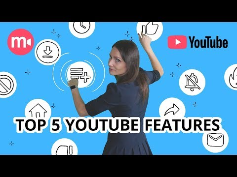 YouTube Features You