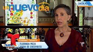 Video Florinda Meza recuerda los últimos días de Chespirito | Un Nuevo Día | Telemundo download MP3, 3GP, MP4, WEBM, AVI, FLV Desember 2017