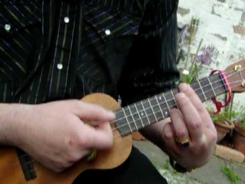 Teenage Kicks ukulele cover