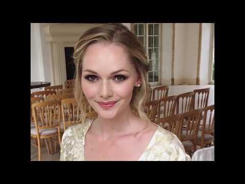 Wedding Hair Up & Makeup