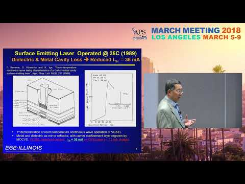 Oxide-Confined VCSELs: Milton Feng