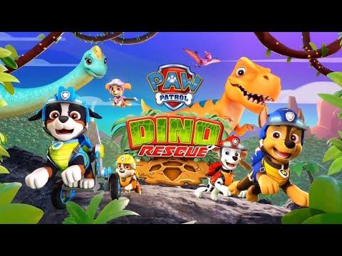 PAW Patrol - Dino Rescue Trailer/Promo
