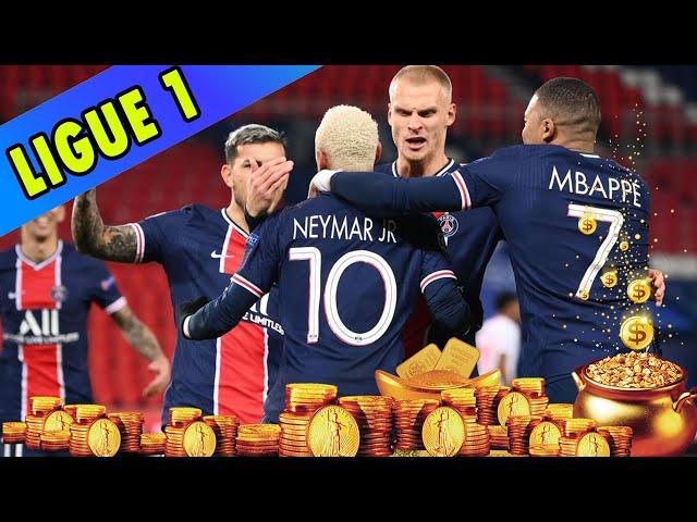 PSG LYON : Pronostic Foot Ligue 1 LA CORRECTION MESSI