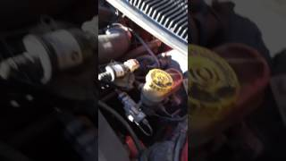 1997 dodge neon manual clutch cable adjuster