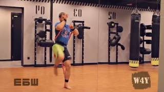 Fight and Crossfit belt от W4Y  [Тренировка в клубе ЕБШ]