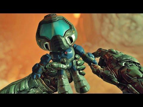 DOOM: Primeira Gameplay no Xbox One