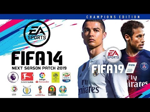 Fifa 14 Next Season Patch 2019 Download Install Pc Hd Youtube