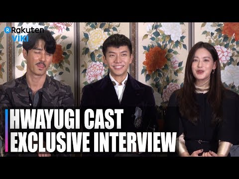 Hwayugi Interview | Exclusive Interview [Eng Sub]