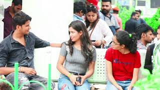 U.P. Boy Kissed Delhi Girl within 2 minute #Girl #Kiss #Prank #SumitCool #Allahabad #india