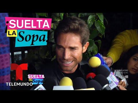 ¿Sebastián Rulli tiene el corazoncito enamorado? | Suelta La Sopa | Entretenimiento