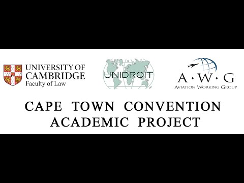 Cape Town Convention Academic Project - New Partnership