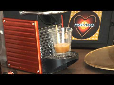 L'or espresso, Capsules l'Or espresso with MSPRESSO Kit refill method
