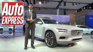 Volvo XC Coupe Concept 2014 Videos
