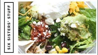 The BEST Slow Cooker Chicken Salad (AKA Bajio Chicken Salad) | Six Sisters Stuff