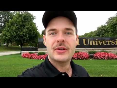 Let's Visit Oakland University (Rochester, MI)