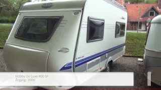 Hobby De Luxe 400 SF - 2006 - Campingvogn