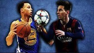 Golden state warriors vs fc barcelona + ...