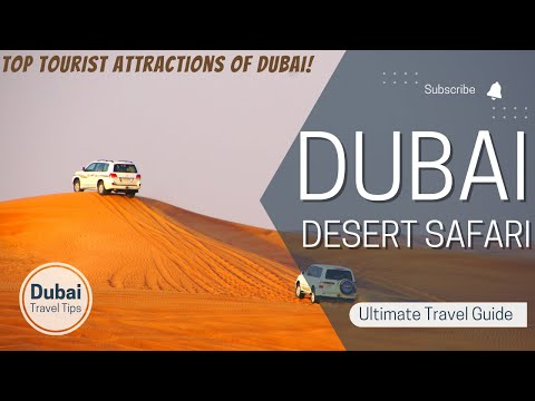 DESERT SAFARI DUBAI – One Of The Must Visit Trip with BBQ Dinner and Live Shows!