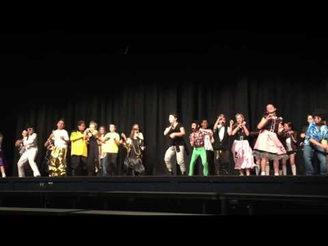 """Linglestown Elementary School Talent Show 2016 """"Rock Through The Ages"""""""