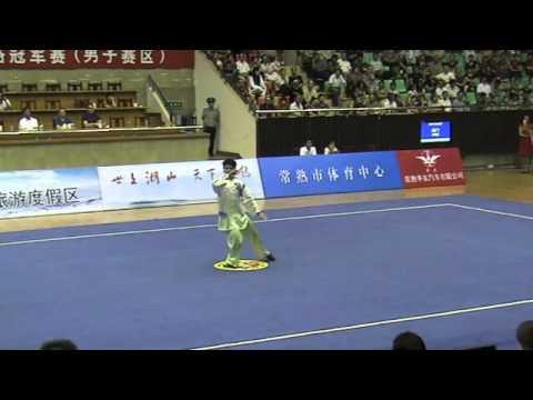 LI Qiang (Xiamen) - Taiji Quan [2012 China Mens Wushu Nationals]