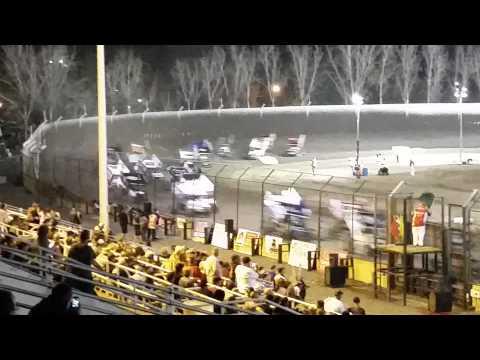 WoO Thunderbowl Raceway