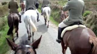 Exmoor Foxhounds 29th April 2009.