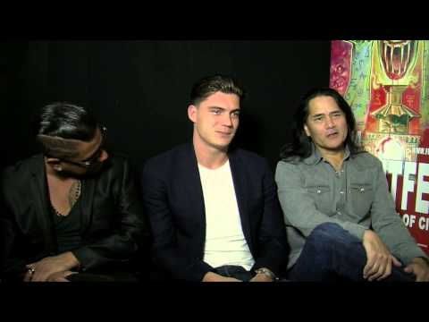Film4FrightFest 2015   Rudy Youngblood, Zane Holtz and J. LaRose Discuss Wind Walkers