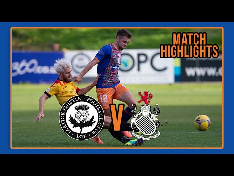 Partick Thistle Queens Park Goals And Highlights
