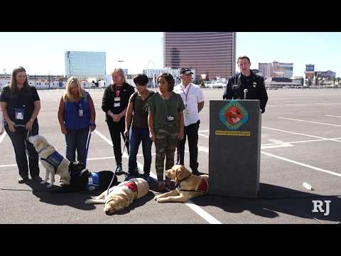 Officials provide services to Route 91 shooting victims through Family Assistance Center