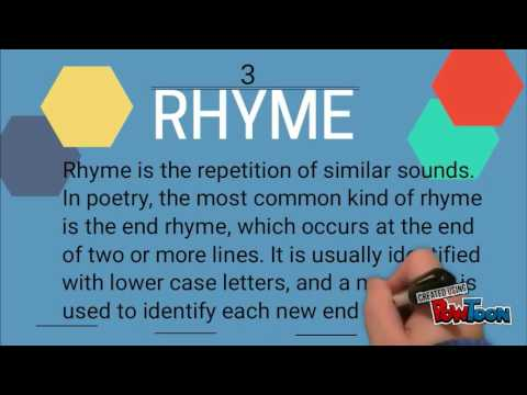 Elements of Poetry - YouTube
