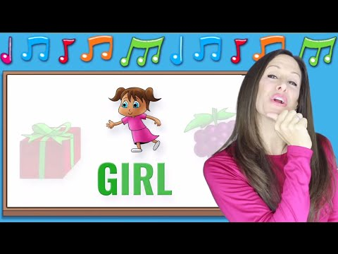 Phonics | The Letter G | Signing for Babies ASL | Letter Sounds G | Patty Shukla