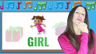Phonics | The Leтter G | Signing for Babies ASL | Letter Sounds G | Patty Shukla