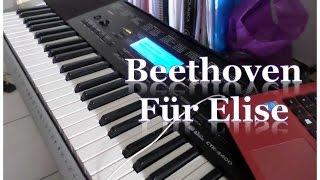 Für Elise - Beethoven (Por Elise -Teclado Casio CTK 4400)