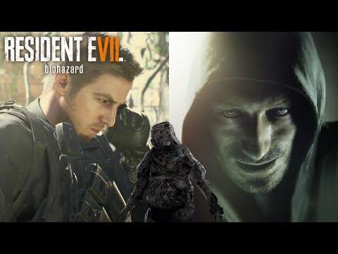RE7 DLC: Chris Redfield vs Lucas Baker - NUEVO MOLDED
