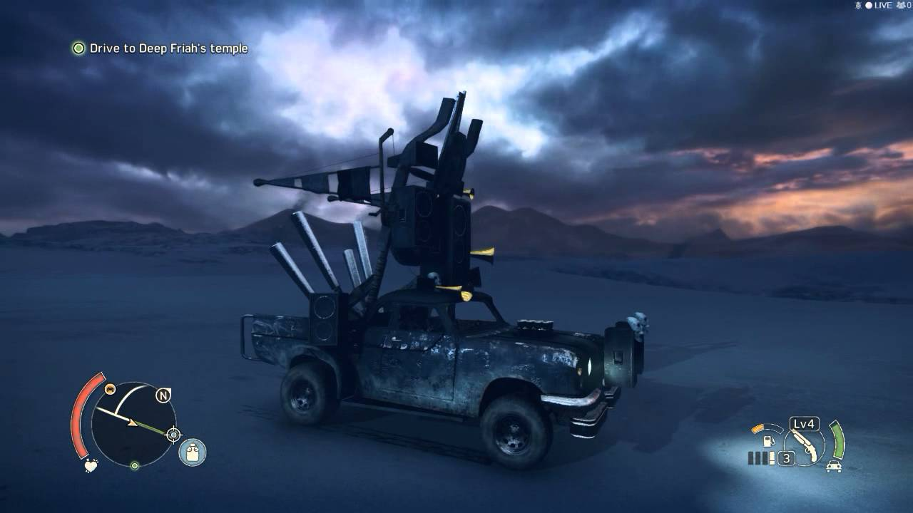 Mad Max Crow Caller Car Is Fun Youtube