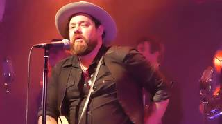 Nathaniel Rateliff And The Night Sweats Amsterdam April 5 2018 Intro Need Never Get Old