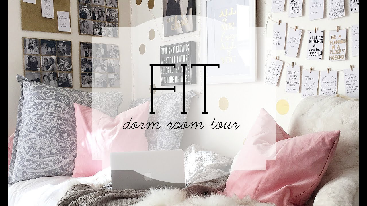Fit Alumni Dorm Tour Fashion Institute Of Technology