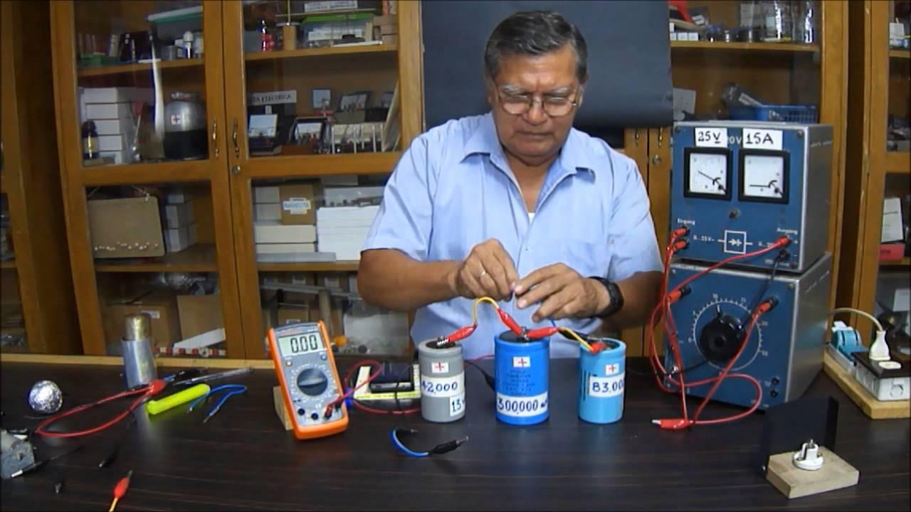 Algo m s sobre capacitores 2a parte uniones en serie y - Inmobiliaria serie 5 ...