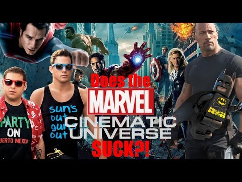Does the Marvel Cinematic Universe Suck?