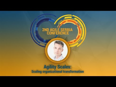 Jurgen Appelo @ 2nd Agile Serbia Conference