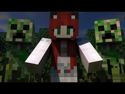 😭 UN CREEPER ME DESTROZA LA SORPRESA PARA NIA !!! | GirlsWorld Temp. 2 cap. 39 Serie Minecraft mods
