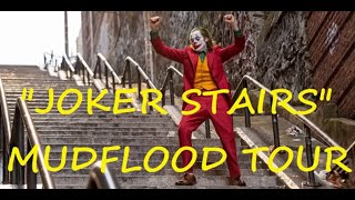 Introducing Stuffed Beagle Productions and the Joker Stairs Mud Flood Tour