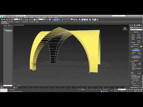 3DS Max Arch tutorial