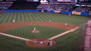 Yankee Stadium Final Inning 2008