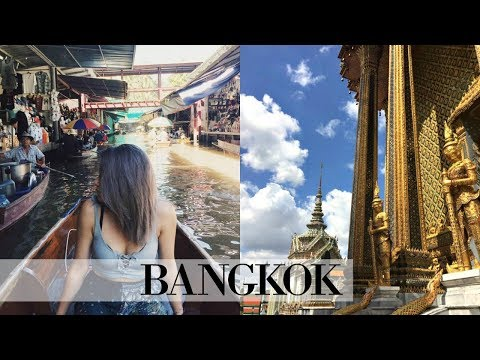 This is Bangkok | THAILAND TRAVEL VLOG I
